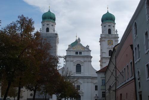 Die drei Flüsse Stadt – Passau